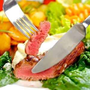 cook-flat-iron-steak-in-skillet-on-stove-top