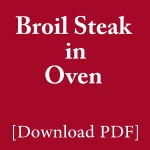 how-to-broil-steak-in-oven-pdf-guide