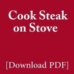 how-to-cook-steak-on-stove-pdf-guide
