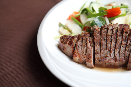 how to cook steak in oven without broiling