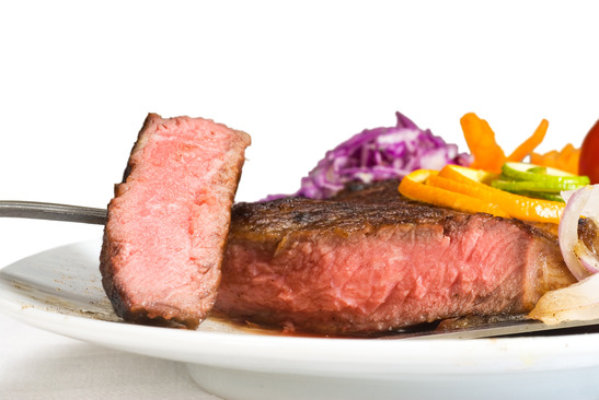 How to Broil Rib Eye Steak in Electric Oven Without Broiler Pan