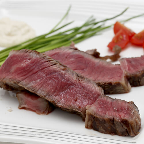 How to Cook Flat Iron Steak in Cast Iron Skillet to 'Mmmmm…'!