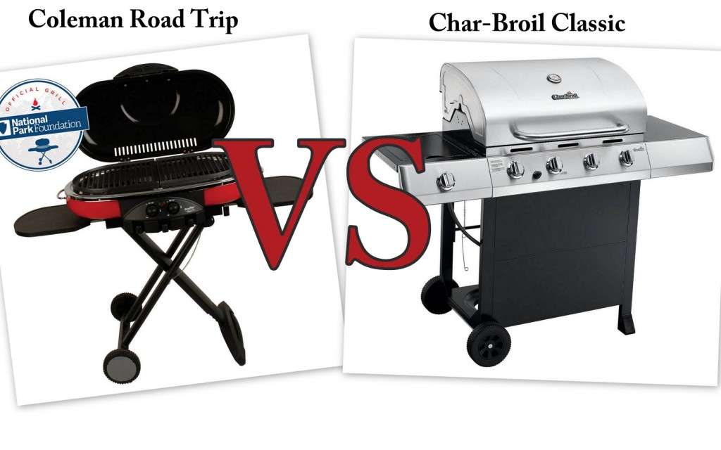 coleman-vs-char-broil-classic-grill