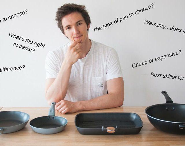 Steak Pan: How to Choose the Best Steak Skillet in 5 Steps